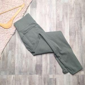 Spanx High Waist Grey Skinny Jeans 2066 Solace